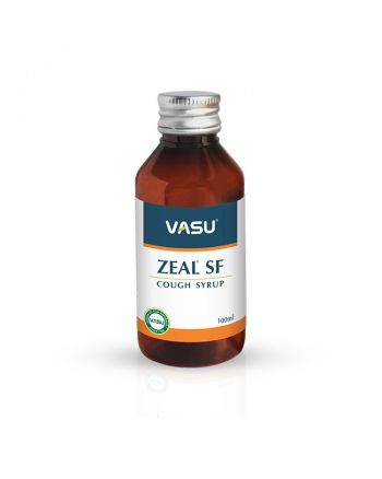 Vasu Zeal SF (Sugar Free) Syrup -100 ml